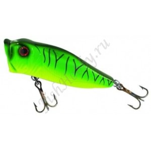 Поппер микро Balzer Trout Attack Pop Fire shark 30 mm 1g