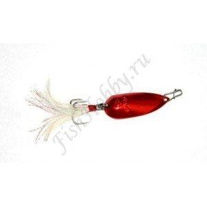 GT-Bio, Блесна колеблющаяся Cicada Spoon I, 35мм, 6 гр, orange
