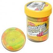 Паста форелевая Berkley Powerbait Natural Scent Glitter Trout Bait Salmon Egg Rainbow