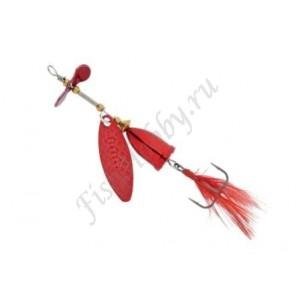Блесна Balzer Colonel Propeller Spinner Prop Red