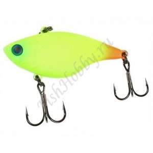 Воблер Jackall Chubby Vibration 40 chartreuse orange