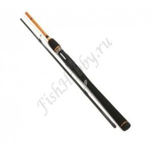 Спиннинг JS Company Nixx Pop Booster NIPB S802L 2,44 м 3-15 гр