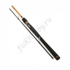 Спиннинг JS Company Nixx Pop Booster NIPB S802MH 2.44 м 10-42 гр