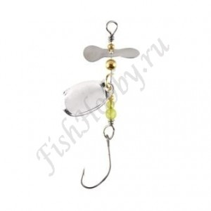 Блесна Balzer Trout Attack Prop Spin Silver