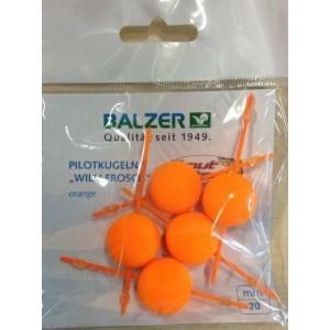 Поплавок-индикатор Balzer Pilot Willi Frosh Orange