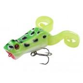 Поппер лягушка BALZER Shirasu Pop Frog 70 FL 12g c