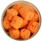 Форелевые наггетсы Berkley power bait Trout Nuggets Fluoro Orange