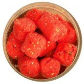 Форелевые наггетсы Berkley power bait Trout Nuggets Fluoro Red