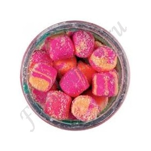 Форелевые наггетсы Berkley power bait Trout Nuggets Sherbet