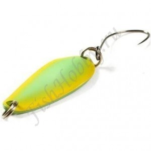 Блесна Jackall Timon Tearo 1.6G light olive yellow