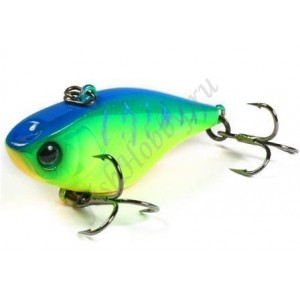 Воблер Jackall Chubby Vibration 40 blue back tiger