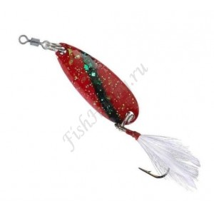 Блесна Balzer star dust spoon Red