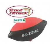Сбирулино - бомбарда BALZER Trout Attack EGG FL 40 гр
