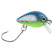 Воблер Balzer Trout Attack Crank blue-pink