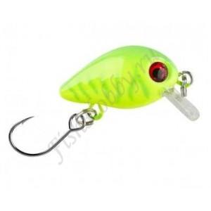 Воблер Balzer Trout Attack Crank neon yellow