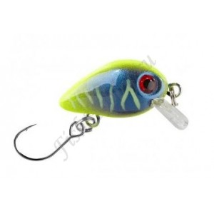 Воблер Balzer Trout Attack Crank yellow-blue