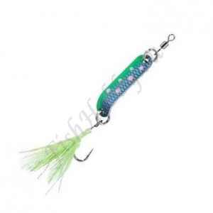 Блесна Balzer Trout Attack Agro blue-green-pink