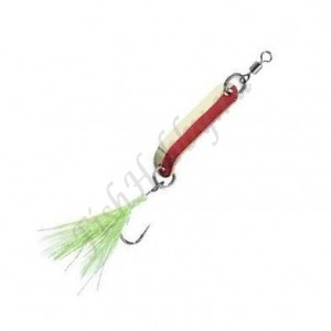 Блесна Balzer Trout Attack Agro gold-red