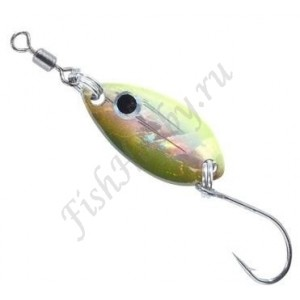 Блесна Balzer Trout Attack Leaf Yellow Red Black