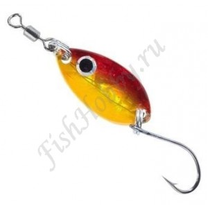 Блесна Balzer Trout Attack Leaf Red Orange