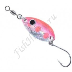 Блесна Balzer Trout Attack Leaf pink