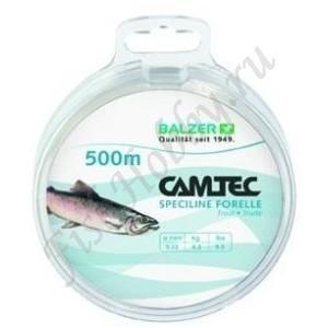 Леска BALZER Camtec SpeciLine trout 0.22
