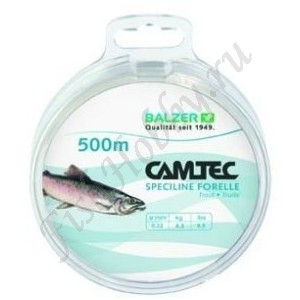 Леска BALZER Camtec SpeciLine trout 0.25