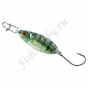 Блесна Balzer Trout Spoon Nature UV Aktiv perch
