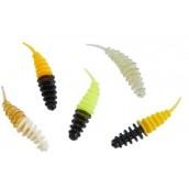 Приманка Balzer Trout Worm Аромат Рыба 5см Mix2