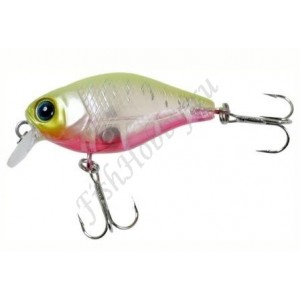 воблер Jackall Chubby 38 F clear chartreuse tiger