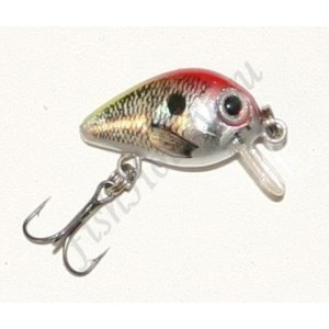 Воблер Balzer Sbiro Trout Crank Yell/red