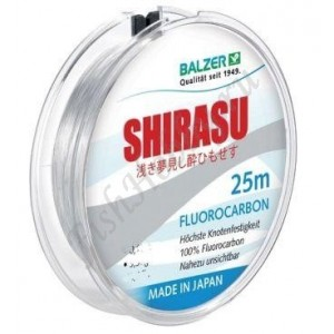 Флюрокарбоновая леска Balzer Shirasu 100 % Fluorocarbon 0.30 мм