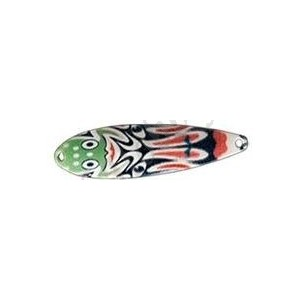 Блесна колеблющаяся GT-Bio Pearl Spoon, 51мм, 5.5 гр, цвет Н05