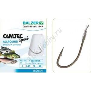 Крючки с поводком 60 см Balzer Camtec Speci Allround (уп.10 шт)