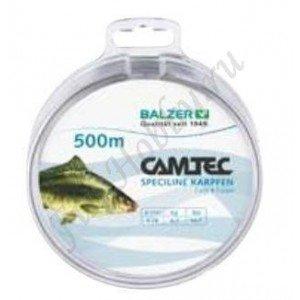 Леска  BALZER Camtec SpeciLine (Карп) 400 м