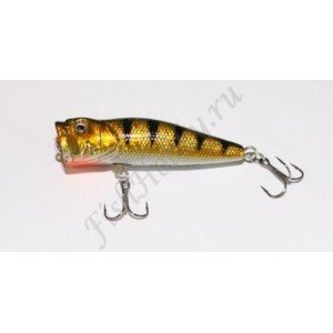 Поппер Balzer Colonel Z Popstar monster perch 70 mm 10 g
