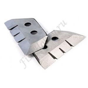 Ножи для ледобура зубчатые 130 мм (Барнаул)