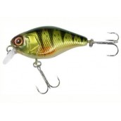 Воблер JACKALL Chubby 38F ghost g perch