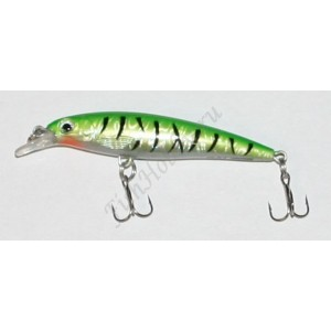 Воблер Balzer Colonel Z Bloody Minnow Fireshark 7 см / 5 гр
