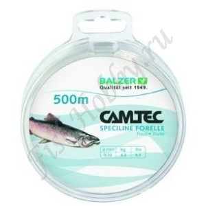Леска BALZER Camtec SpeciLine trout 0.18