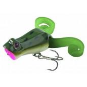 Поппер лягушка BALZER Shirasu Pop Frog 70 FL 12g