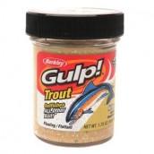 Форелевая паста Berkley Gulp Dough Natural Scent Chunky Cheese Garlic