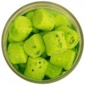 Форелевые наггетсы Berkley power bait Trout Nuggets Chartreuse