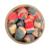Форелевые наггетсы Berkley power bait Trout Nuggets Red-White-Blue
