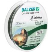Плетеный шнур Balzer Edition Matze Koch Premium 0,16