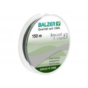 Шнур плетенный  Balzer Iron Line 8x green 0,12