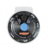 Набор грузил MIDDY Super-Soft Hinge Shot 6-Way