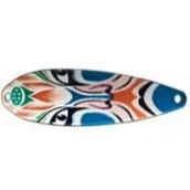 Блесна колеблющаяся GT-Bio Pearl Spoon, 72 мм, 7.5 гр, цвет Н07