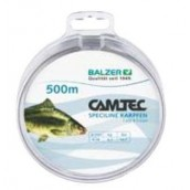 Леска  BALZER Camtec SpeciLine Карп 0.25