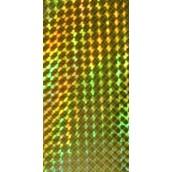 Наклейка голографическая BALZER  с чешуей G (2шт)